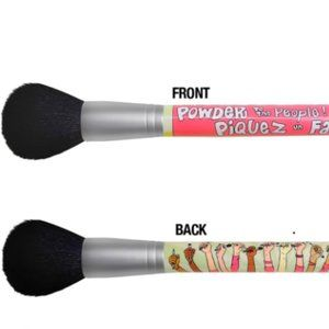 theBalm Powder to the People Powder/Blush Brush